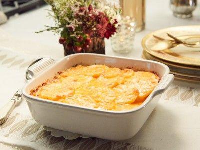 Cheesy Potatoes au Gratin (Tiffani Thiessen - Dinner at Tiffani's)