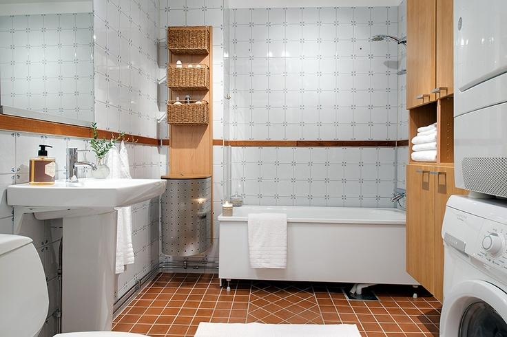 perfect bathroom Bathroom & Laundry Pinterest Shelves, Baskets ...