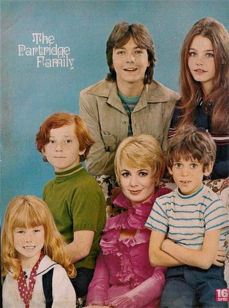 The The Partridge Family wasnt a fan of the show as much as I was with the music
