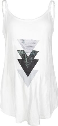 NOU Gravid/Amningslinne Triangle, White S