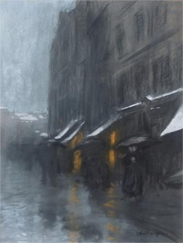 Paris La Nuit - Kees van Dongen