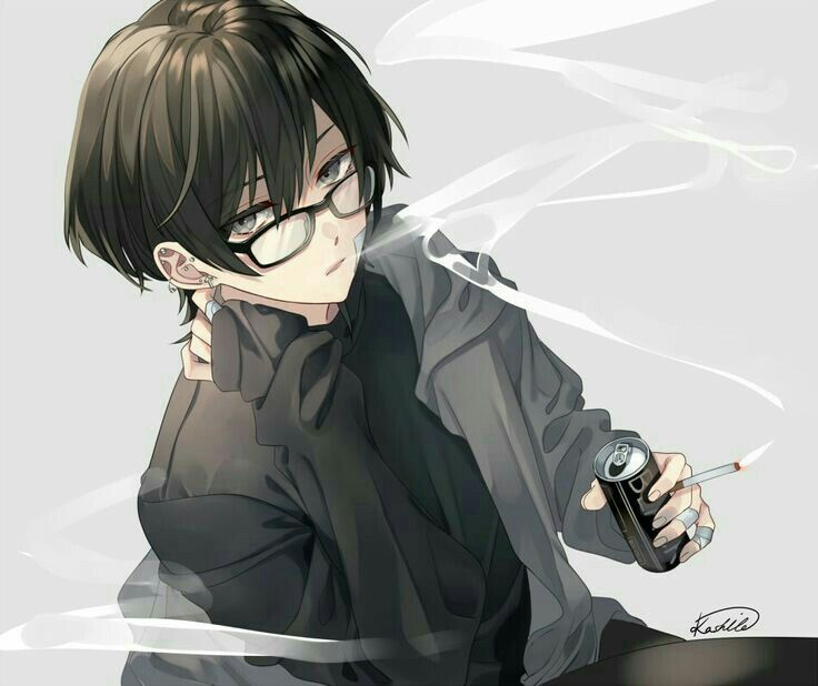 Anime Boy Animasi Gambar Manga Gambar Anime