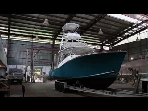 We are a proud owner of a 32 Maverick Sport Fishing Yachts Costa Rica