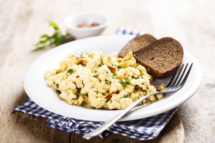 5 enkla recept på äggröra