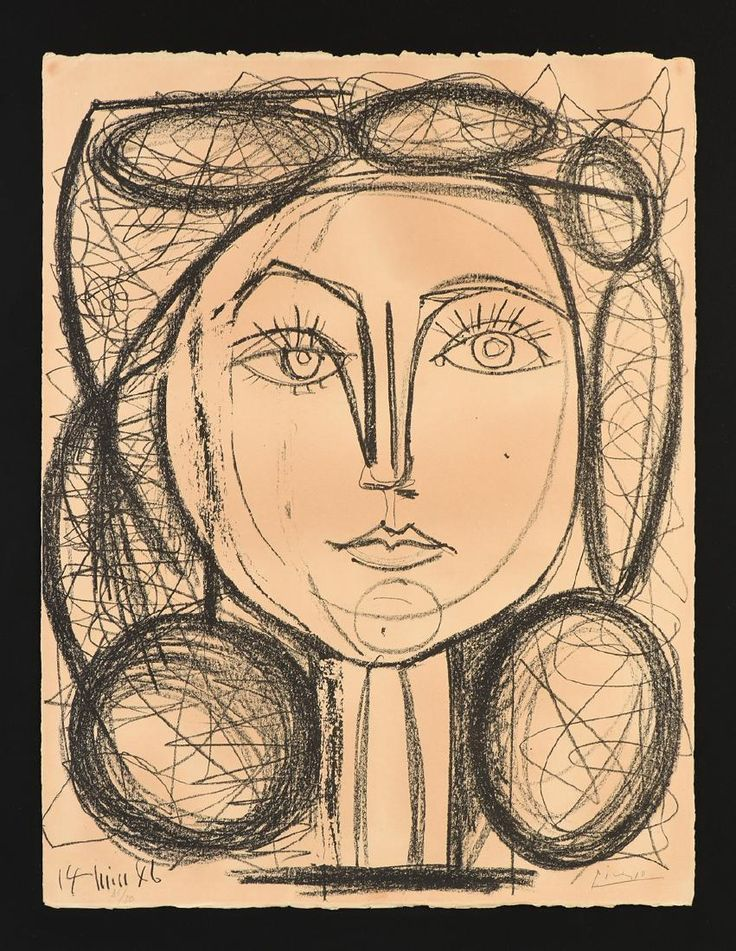 PABLO PICASSO (Spanish/French 18811973) A LITHOGRAPH, on