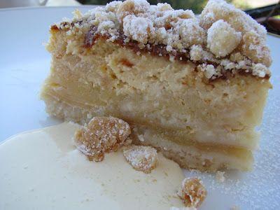 Come posso non amare le torte di mele se, da sempre, sono le torte preferite di un tenero uomo che, al gustarle, abbassa piano le palpebre...