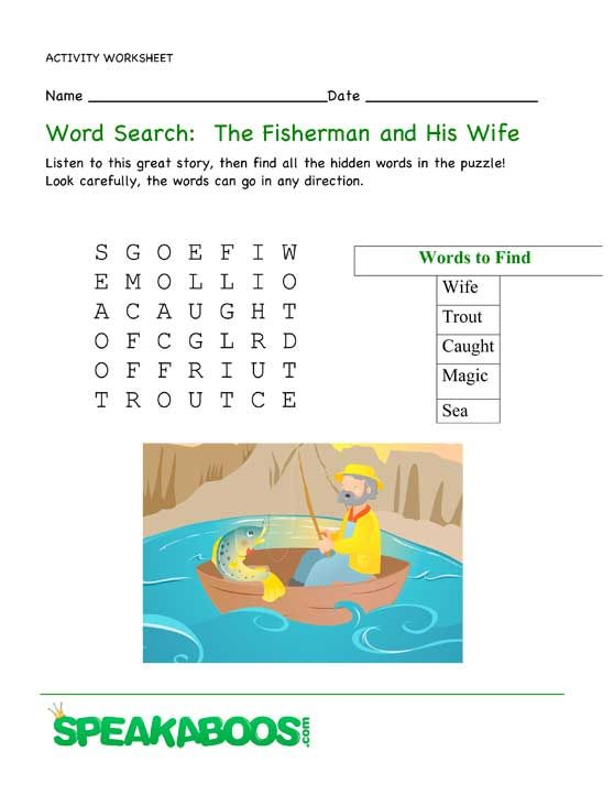 9 best The Fisherman and his wife images on Pinterest | Fairy ...