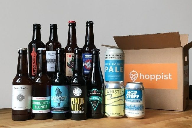 We feature Hopt, Craft Metropolis, Beer 52, Honest Brew and Beerhawk in our guide to 5 London Craft Beer Clubs That Deliver.