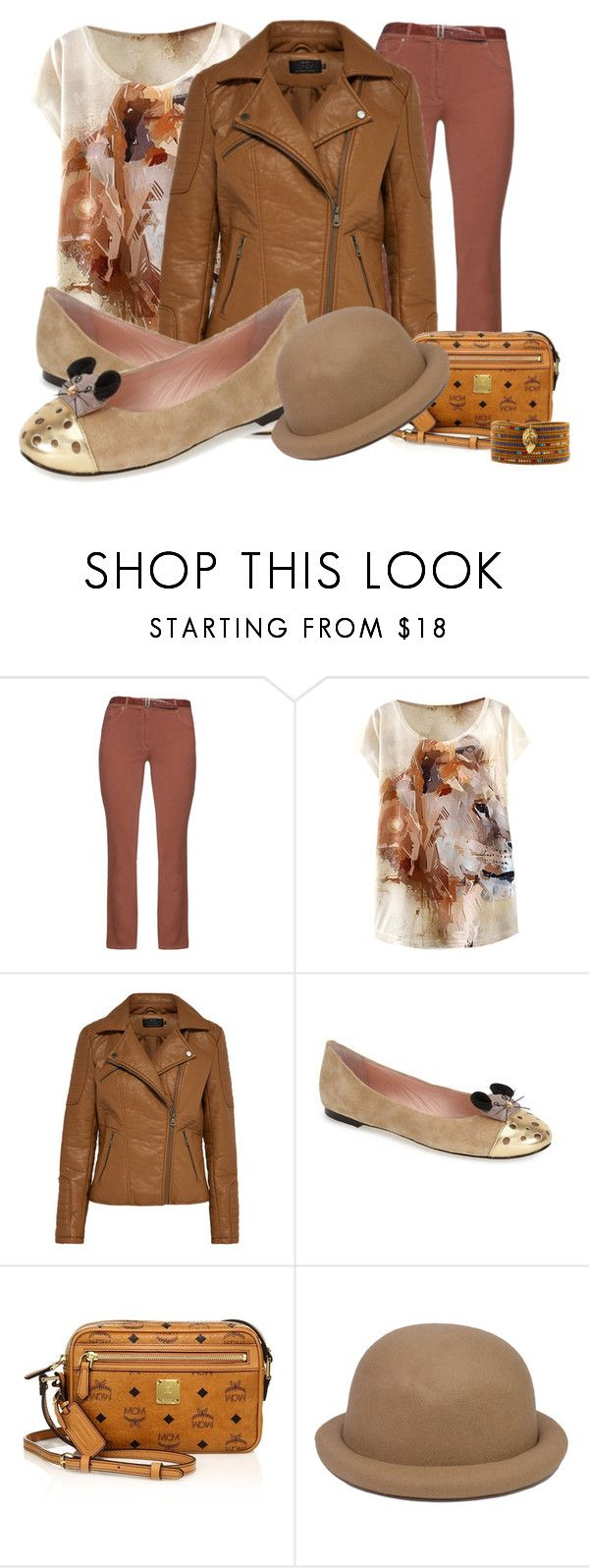 """""""High Expectations"""" by ljbminime ❤ liked on Polyvore featuring Zerres, Kate Spade, MCM, Chan Luu, women's clothing, women's fashion, women, female, woman and misses"""