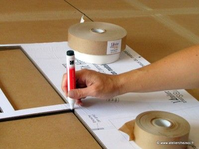 141 best cardboard furniture tutorials images on pinterest for Meuble carton tuto