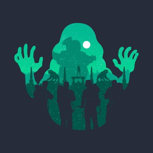 GHOSTBUSTERS T-Shirt - Ghostbusters T-Shirt is $11 today at Ript!