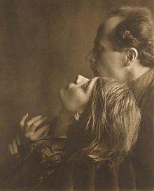 Independant Intimacy: 1922 portrait of Margrethe Mather and Edward Weston, by Imogen Cunningham. @designerwallace
