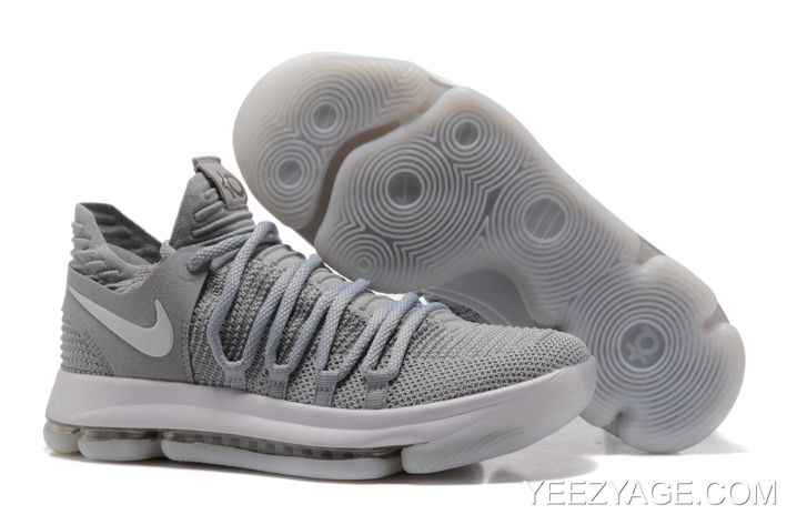 Nike KD 10 Oreo Basketball Shoes