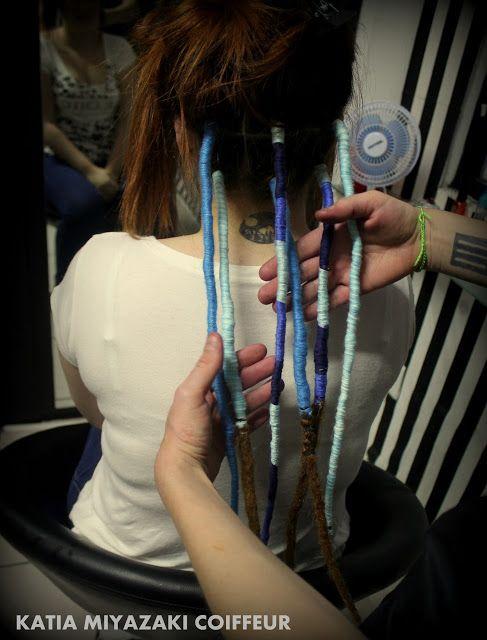 Katia Miyazaki Coiffeur - Salão de Beleza em Floripa: Dreads lã - Cabelo Longo - Feminino - Salão de Bel...