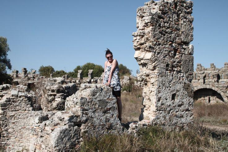 Side, en by fyldt med smukke ruiner - Opdagelse.dk