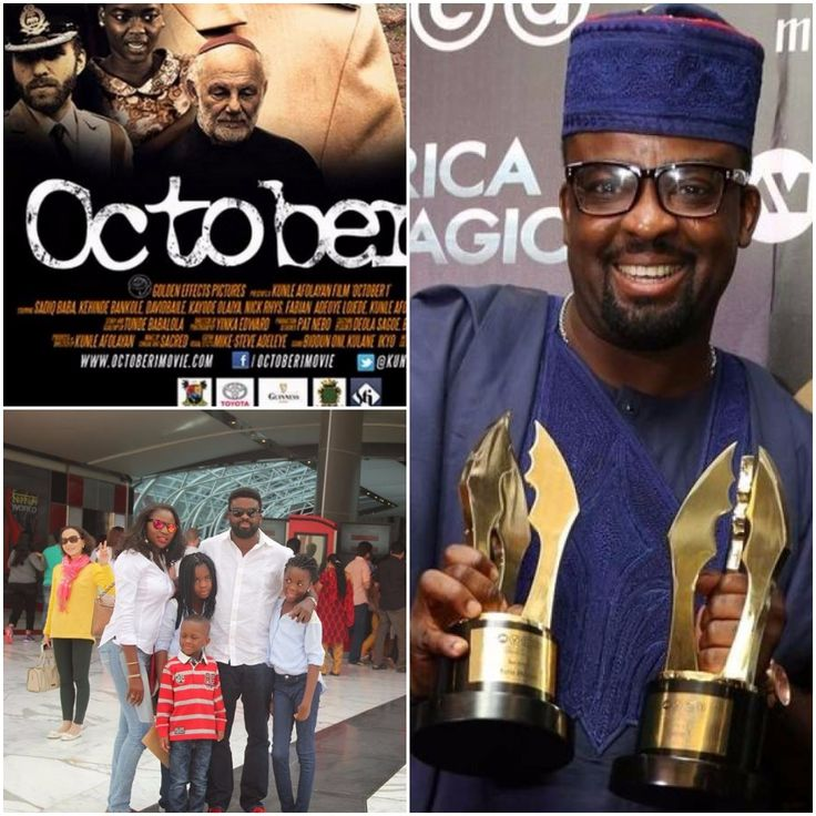 A Peek Into The Fabulous Life Of Movie Producer Kunle Afolayan