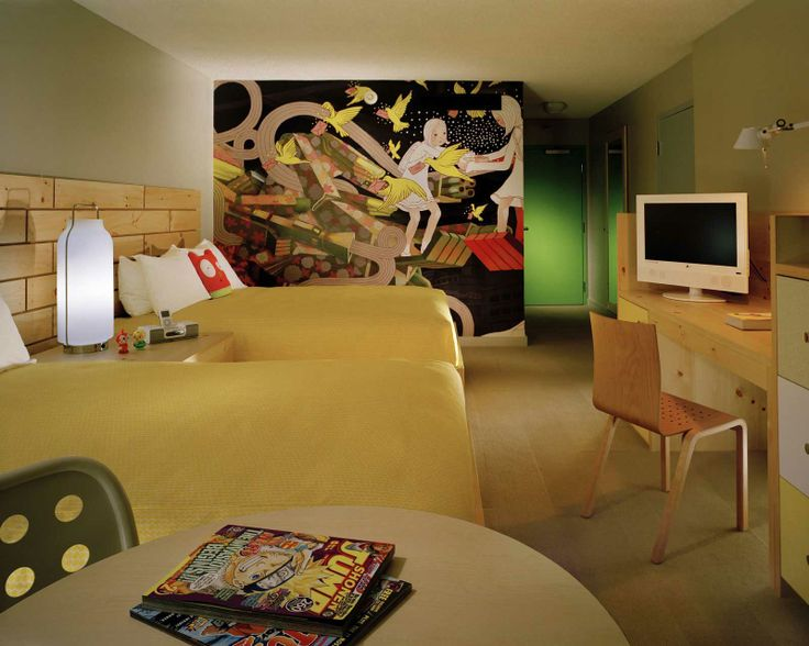 Hotel tomo san francisco japan anime themed hotel for Anime themed bedroom ideas