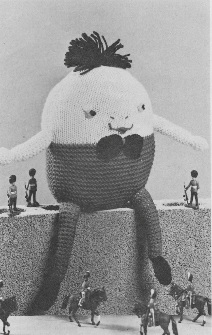 Knitting Pattern For Humpty Dumpty : 1000+ images about Everything Humpty Dumpty on Pinterest ...