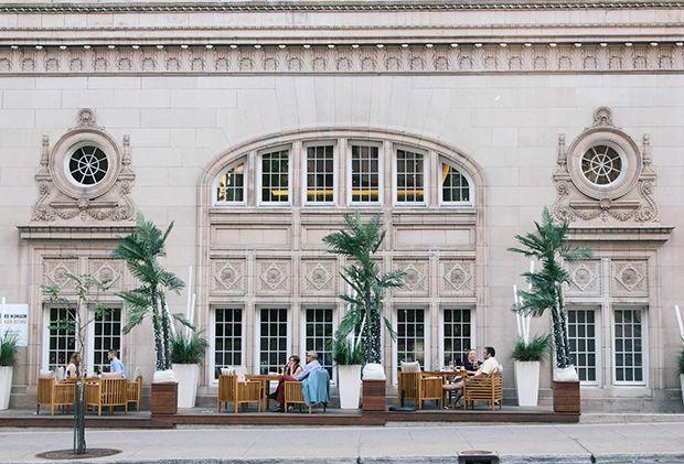 The Ritz Carlton Montreal // Photo: Ver Sepasi