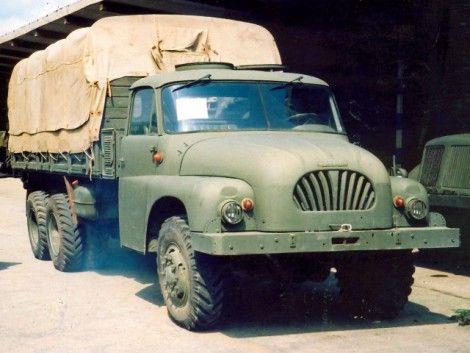 Tatra T138 6x6 VN