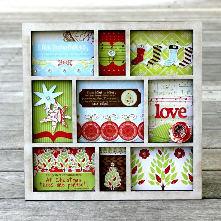 Great Ideas – - 20 Beautiful Christmas Projects!!