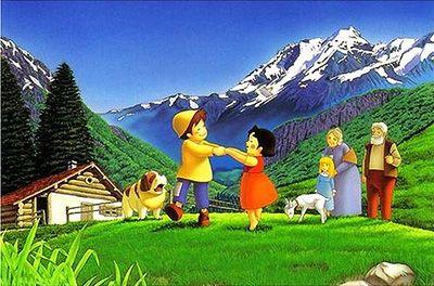 Heidi:Hayao Miyazaki