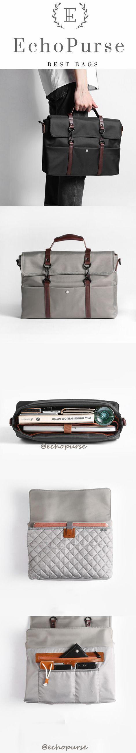 New Arrival Men's Handbag, Business Briefcase, Waterproof Laptop Bag 103