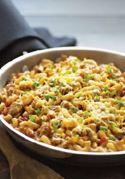 56 best kraft mac cheese please images on pinterest mac one pot salsa beef skillet this tasty one pot family pleasing recipe is forumfinder Choice Image