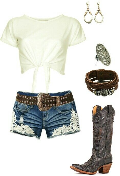 25+ best ideas about Western outfits women on Pinterest ...