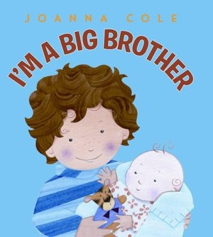 Best book for introducing a new sibling