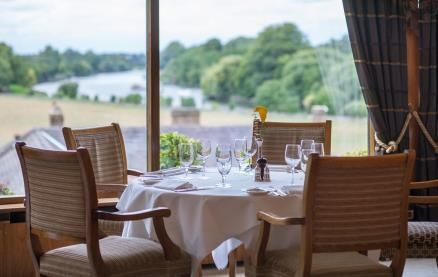 Overlooking the River Thames at Richmond, The Petersham Restaurant is without doubt one of the finest. The menus offers modern classic cooking using fresh and seasonal ingredients to create perfectly balanced flavours.