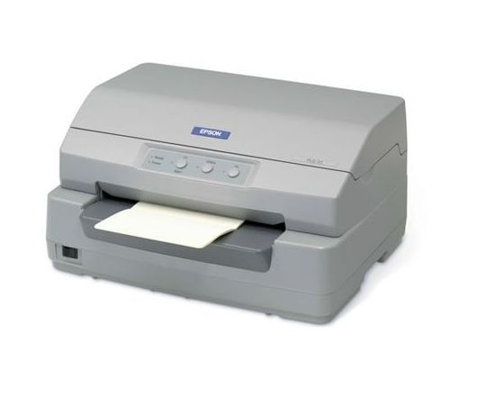 24-pin impact document/ passbook printer for media up to 2.6 mm thick  High print speed of up to 480 cps (10 cpi)  Time saving automatic sheet alignment and automatic print head adjustment features  Easy to integrate into your IT environment with Olivetti PR2, Epson ESC/P2, Wincor 4915, IBM PPDS and IBM 4722 FP emulations  Long ribbon life of 10 million characters  Optional space saving kit including top paper tray and rear paper guide  Flexible connectivity with Parallel, Ser...
