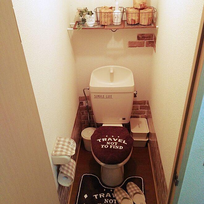 バス トイレ しまむらのトイレマット セリア ダイソー 100均 などの