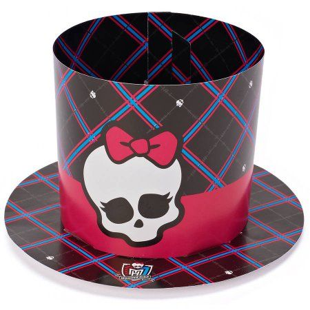 . Buy Monster High Party Hats&Masks, 8 Count, Party Supplies at Walmart.com