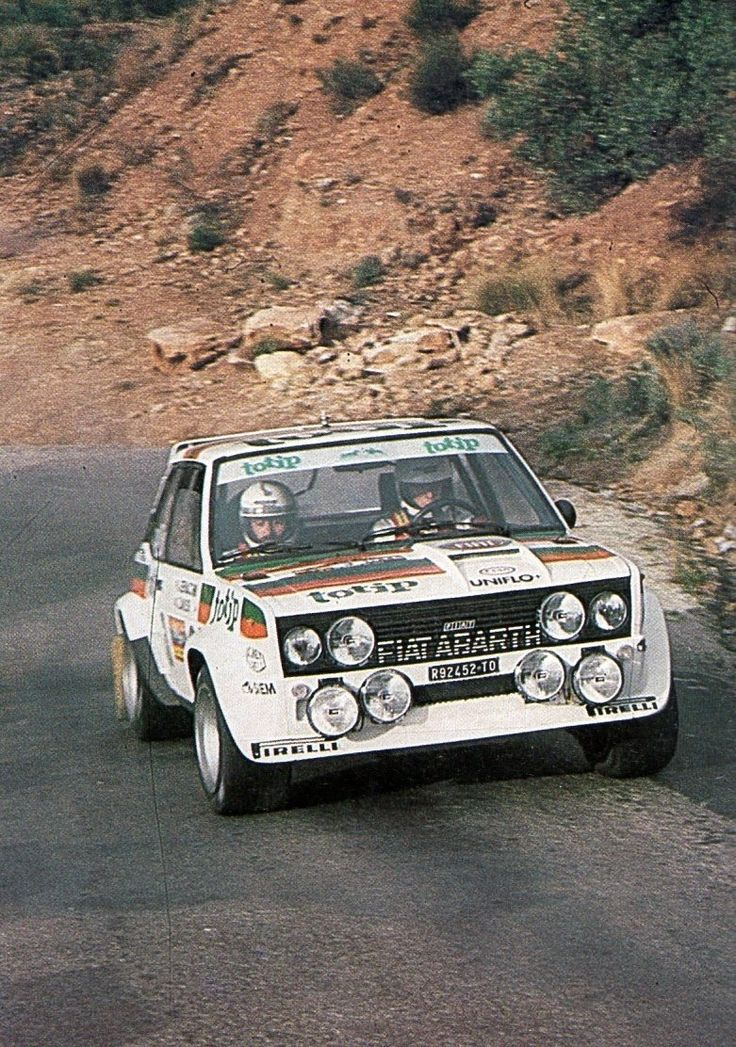 74 best Fiat 131 Abarth images on Pinterest | Cars, Fiat abarth and ...