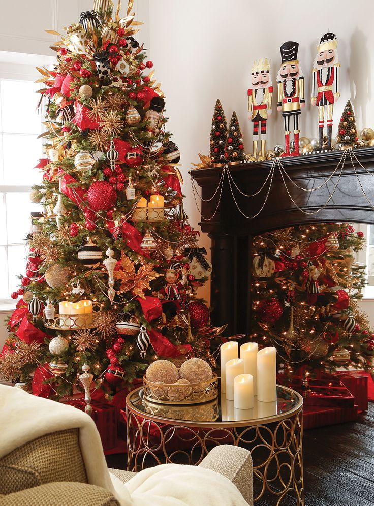 Glad Tidings Christmas Tree By RAZ Imports