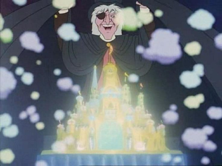 The Nutcracker Prince film 1990 - Screen Capture ...