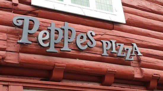 Peppes Pizza TØNSBERG- pysznie