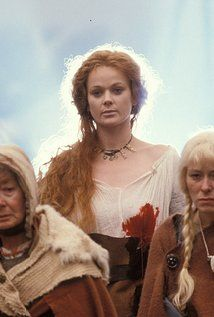 Samantha Bond played Lady Rosamund