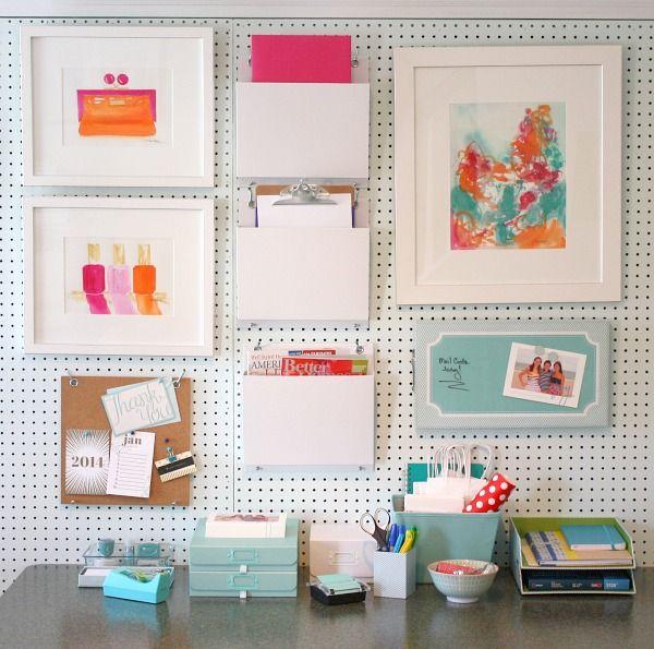 Organização é tudo!