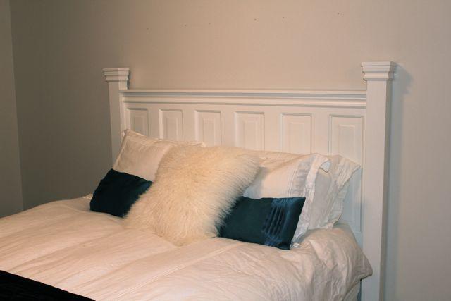 33 best headboard ideas images on pinterest. Black Bedroom Furniture Sets. Home Design Ideas