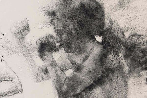 Diane Victor will give a live demonstration of how she creates drawings from ash n Sat 6 Aug 2016. Join us for this rare opportunity to see one of the most famous drawing and printmaking artists of contemporary South African art. There will be two demonstrations, of not more than 30 mins each. The first at 10am, and the second at 12pm. Please RSVP via our website. or FB page.