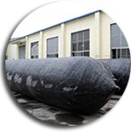 Rubber Airbag that can be used for ship launching, ship upgrading, salvaging etc.