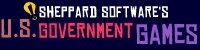 Online game describing the three branches of government