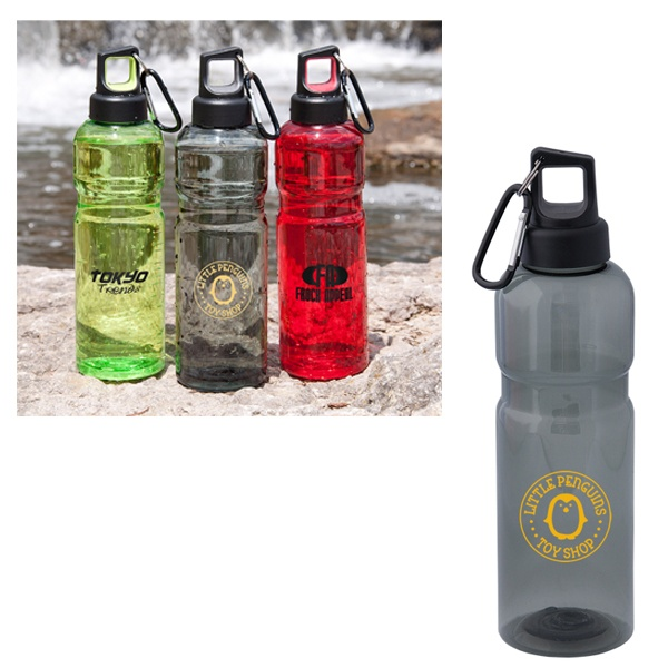 WB8318 - EASTMAN-TRITAN™ 780 ML (26 OZ.) WATER BOTTLE - Debco Your Solutions Provider Contact us today info@promoME.ca Www.promoME.ca