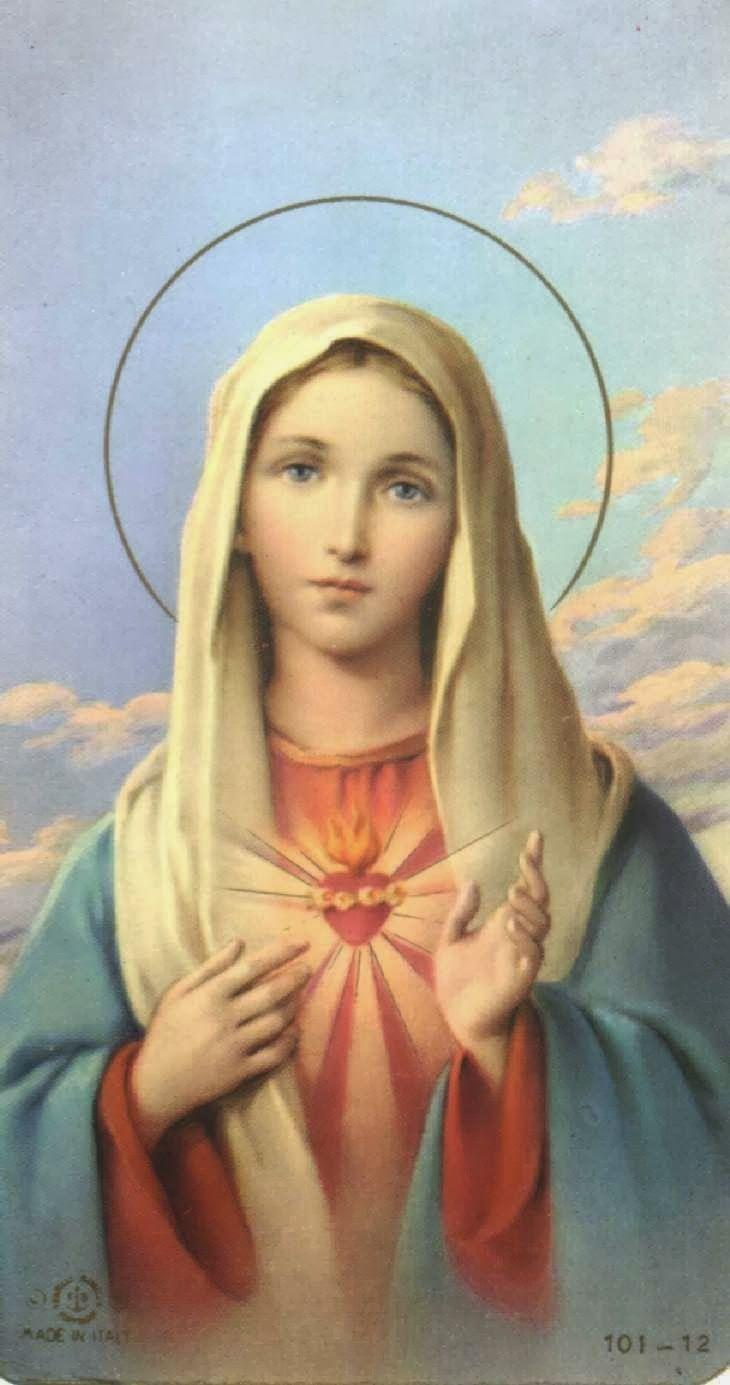 """O que é o """"triunfo do Coração Imaculado de Maria""""?   1º pensamento: Grande parte dos judeus esperavam o Messias, ou melhor """"um messias"""" que..."""