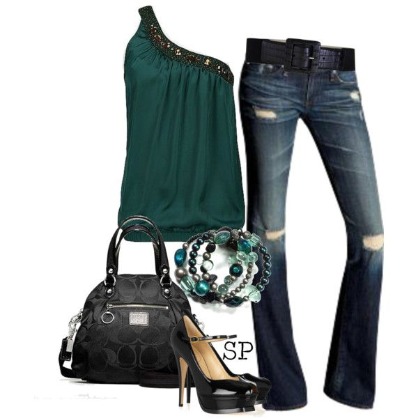 Comfy & trendy: Date Night, Shoes, Dreams Closet, Color, Girls Night, Tanks Tops, Night Looks, Super Cute, Parties Time