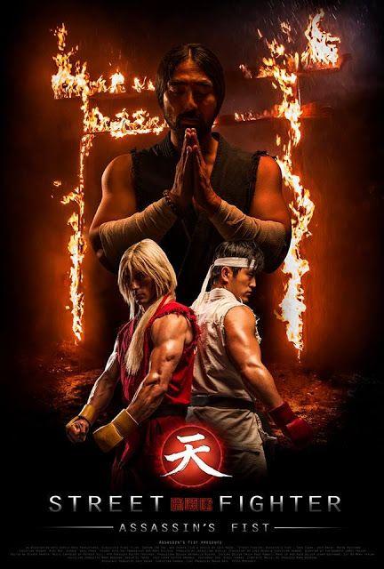 Animes & Download's: STREET FIGHTER: ASSASSIN'S FIST -  1° TEMPORADA CO...