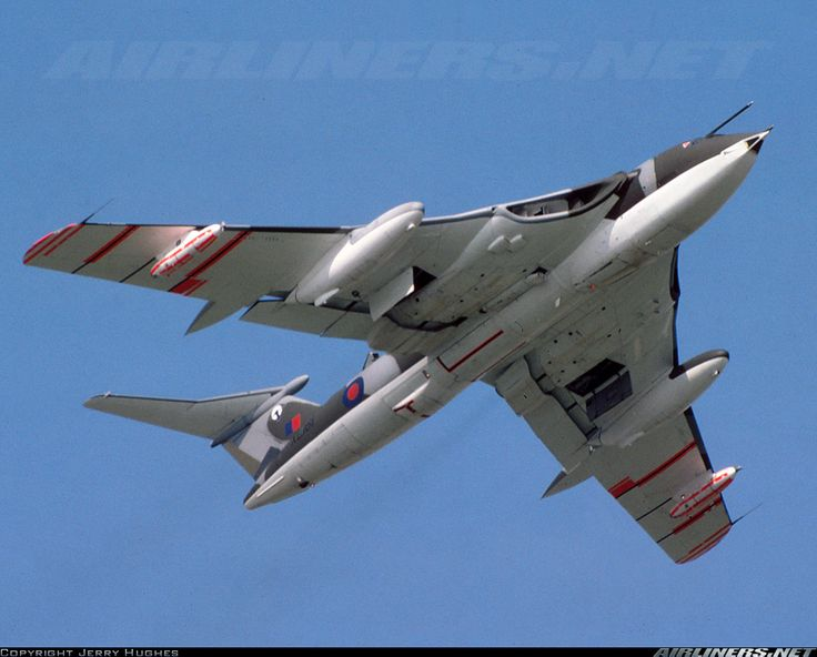 Handley Page Victor K2 (HP-80) - UK - Air Force | Aviation Photo #2150746 | Airliners.net