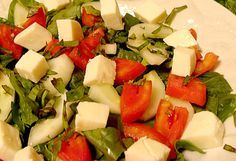 Chopped Caprese Salad Nancy Fuller Farmhouse Rules